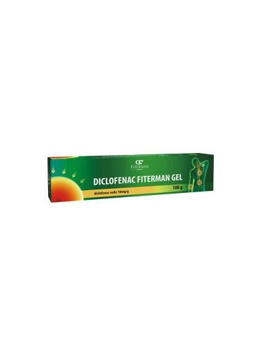 Diclofenac MK gel 1% x 100g