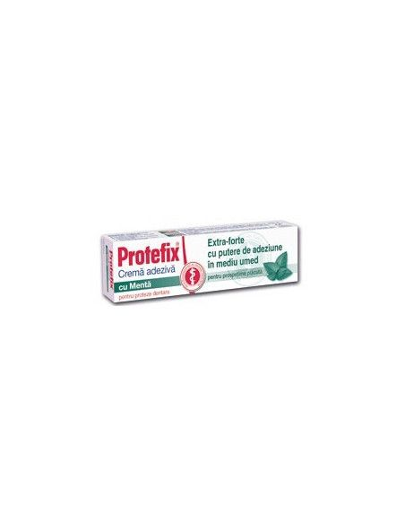 Protefix Crema Adeziva Menta x 40 ml