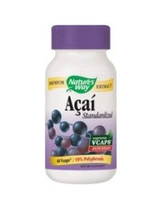 Secom Acai SE 520 mg x 60 capsule vegetale