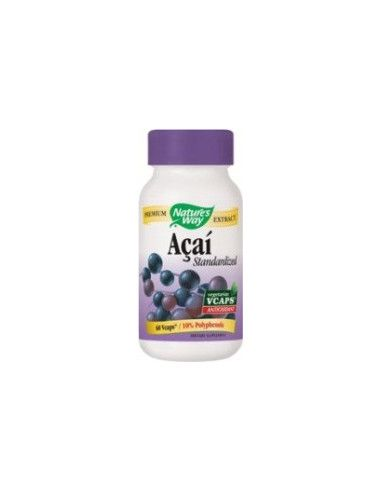 Acai SE 520 mg x 60 capsule vegetale