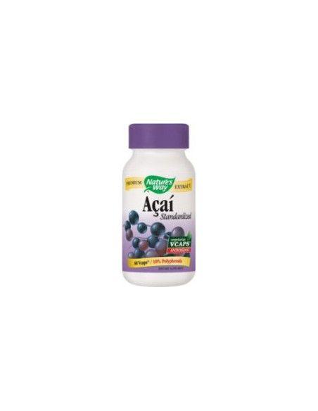 Secom Acai SE 520 mg x 60 capsule vegetale