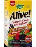 Alive! x 30 tablete (fara fier)