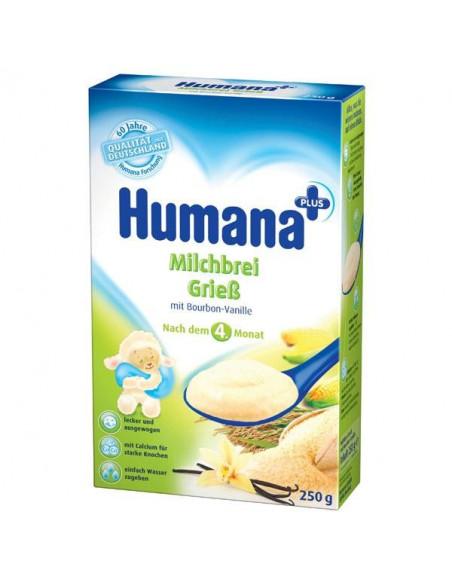 Humana Cereale, Vanilie bourbon, 250g