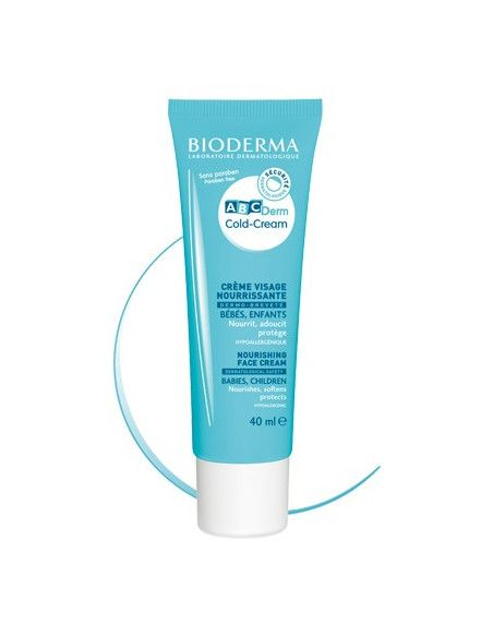 Bioderma ABCDerm Cold Cream 40 ml
