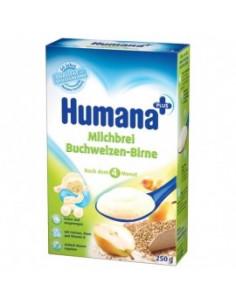 Humana Cereale cu Hrisca si Para, 250g