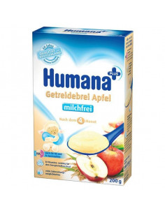 Humana Cereale Mar Fara Lapte, 200g