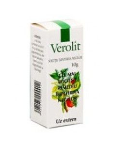 Verolit 5 ml solutie contra negilor (Transvital)