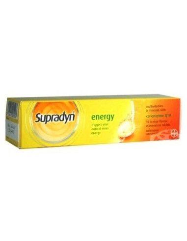 Supradyn Q10 Energy x 15 cpr.efervescente