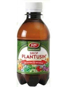 Sirop Plantusin x 250 ml  Fares