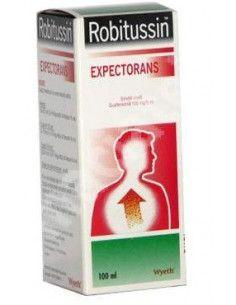 Robitussin Expectorant solutie orala x 100ml