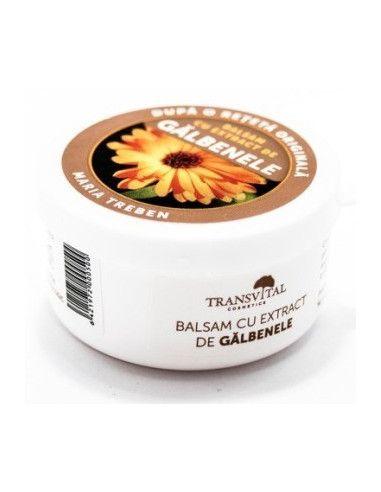Balsam cu extract de galbenele x 150 ml (Transvital)