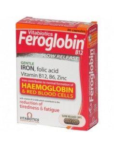 Feroglobin x 30 cps