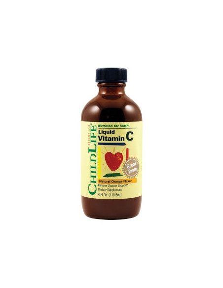 Secom Vitamin C 250mg (copii) 118.50ml (aroma portocale)