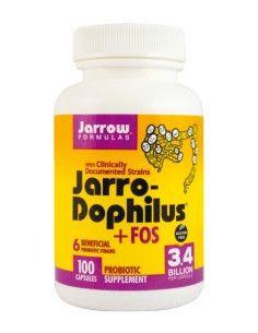 Jarro-Dophilus+FOS x 100 cps