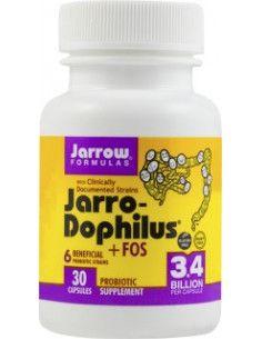 Secom Jarro-Dophilus+FOS x 30 cps