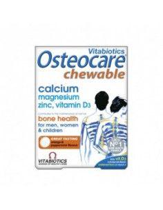Osteocare comprimate masticabile x 30tb