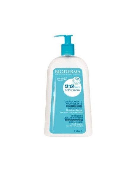 Bioderma ABCDerm Cold Cream crema spalare 1000 ml