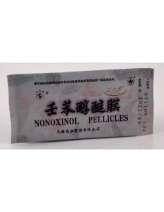 Nonoxinol Pelicule contraceptive