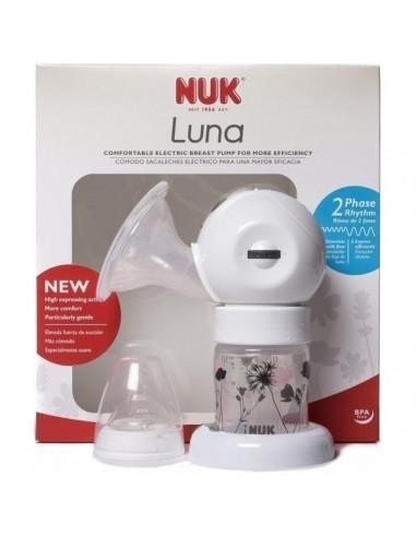 Pompa de san electrica NUK Luna