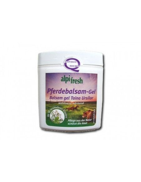 Balsam gel Taina Ursilor Alpifresh 250ml