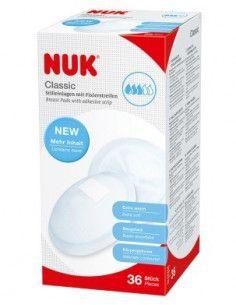 Nuk Discuri (tampoane) protectie pentru san x 36 buc.
