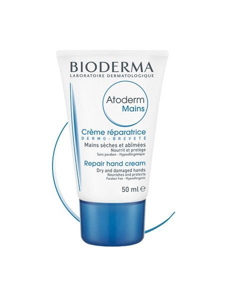 Bioderma Atoderm Crema de Maini 50ml