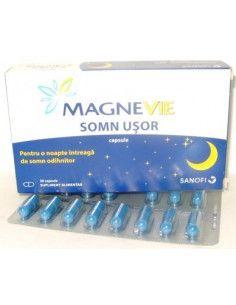 MagneVie Somn Usor x 30cps
