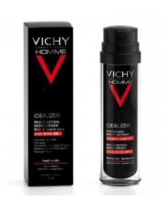 Vichy Homme Crema hidratanta pentru barba 3 zile+, 50ml