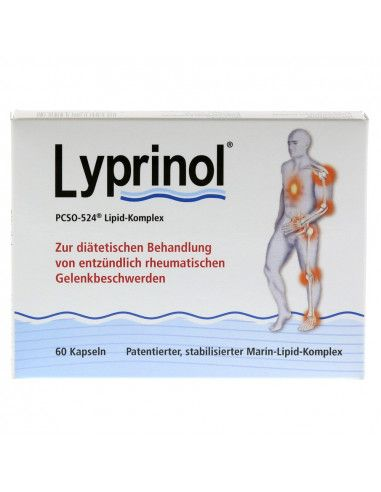Lyprinol x 60 capsule