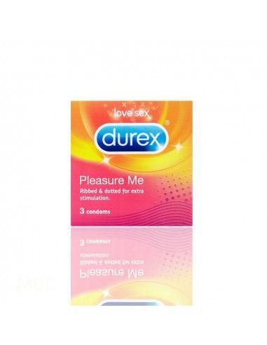 Durex Pleasuremax x 3 prezervative