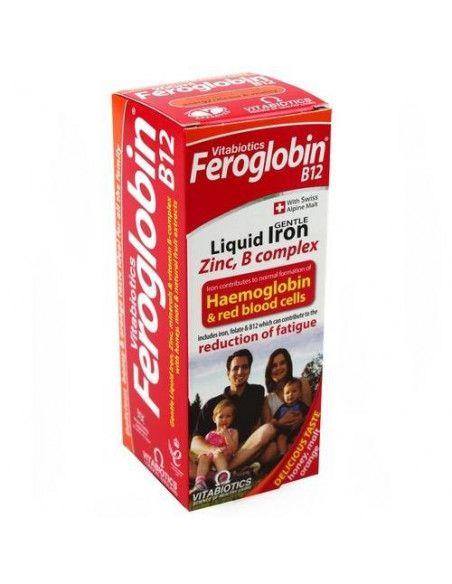 Feroglobin B12 sirop 200ml