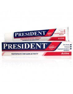 President Active pasta de dinti 75ml