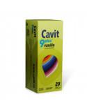 Cavit 9 Plus cu aroma vanilie x 20 tb. masticabile