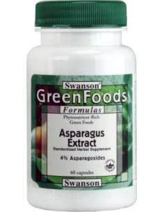 Asparagus Extract x 60 capsule