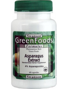 Asparagus Extract x 60 capsule