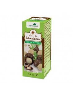 Ulei de Macadamia 30ml Transvital