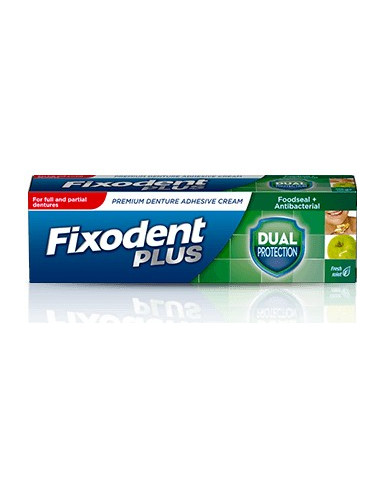 Fixodent Dual Protection x 40g pastă
