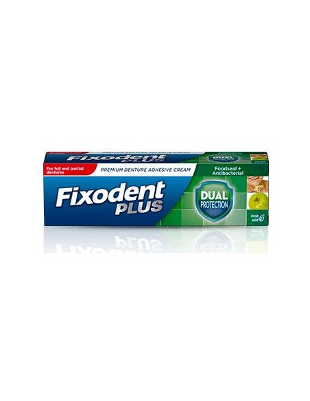 Fixodent Dual Protection x 40g