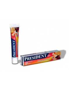 President Pasta de dinti Kids 3-6 ani aroma Cola 75ml