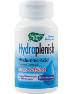 Hydraplenish Plus MSM x 60 cps vegetale