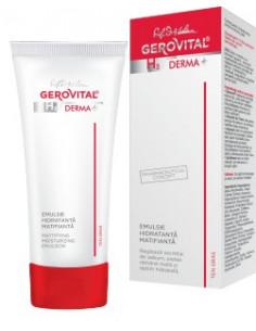Gerovital H3 Derma+ Emulsie hidratanta matifianta