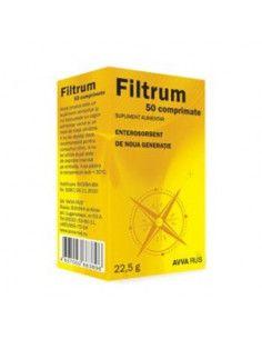 Filtrum x 50 comprimate