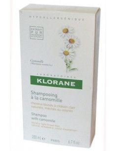Klorane Sampon cu Extract de Musetel 200ml