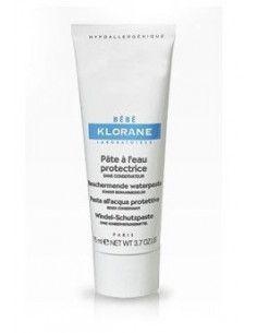 Klorane Crema protectoare pentru schimbatul scutecelor, 75ml