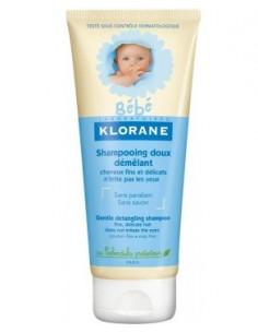 Klorane Bebe Sampon protector delicat 200ml