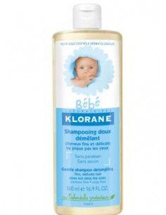 Klorane Șampon protector delicat x 500ml