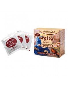 Argila supliment alimentar x 21 plicuri FarmecVital