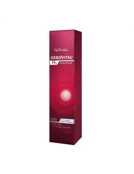 Gerovital H3 Evolution Apa Demachianta Tonifianta 100ml