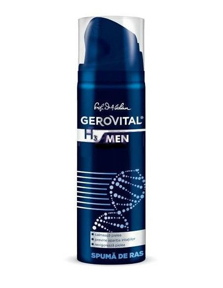 Gerovital H3 Men Spuma de ras 200ml