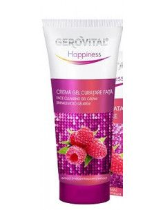 Gerovital Happiness Crema gel curatare fata 100ml